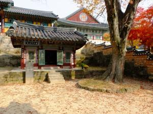 Temple de Haeinsa.